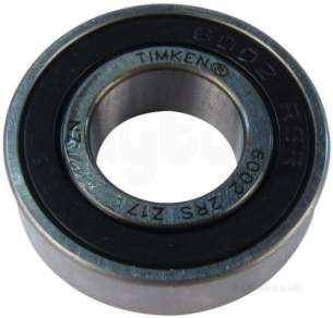 Bakery Commercial Catering Spares -  Bram 6002 Bearing 2rs 60022rs