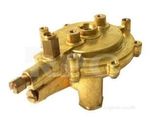 Main Boiler Spares -  Main 2124076 Water Section Assy 10/18907