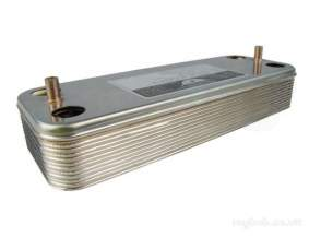Ocean Boiler Spares -  Ocean 6 5625460 Heat Exchanger Domestic