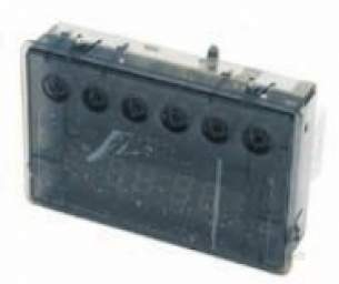 Indesit Domestic Spares -  Cannon 6102095 Double Oven Timer