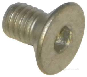 Bakery Commercial Catering Spares -  Koenig E024.00610 Flat Head Screw