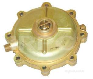 Chaffoteaux Boiler Spares -  Chaffoteaux 57962 00 Water Section