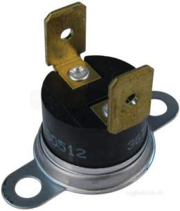 Eastham Maxol Boiler Spares -  Stoves Burco 082609362 High Limit Stat