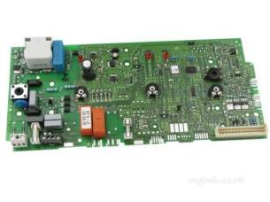 Worcester Boiler Spares -  Worcester 87483002190 Pcb 24cdi Rsf