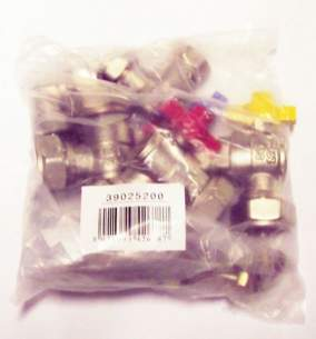 Ferroli Sales Items -  Ferroli 39025200 Valve Set