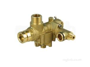 Baxi Boiler Spares -  Baxi 248062 3 Way Valve Assembly