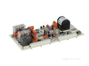 Baxi Boiler Spares -  Potterton 8407687 Full Sequence Pcb