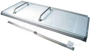 Bakery Commercial Catering Spares -  Rh Door Asda 760 X 2000inox Cc00457