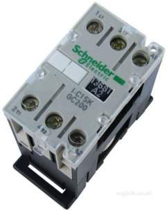 Bakery Commercial Catering Spares -  Mond Contactor For F R P 240v 741084