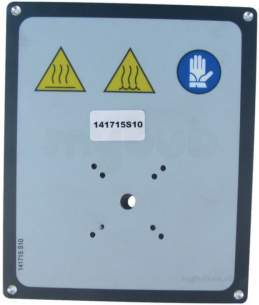 Bakery Commercial Catering Spares -  Mond Main Switch Panel 141715s10