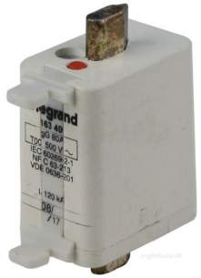 Bakery Commercial Catering Spares -  80a Fuse Push Type C Panel Bottom Oven