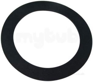 Bakery Commercial Catering Spares -  Gasket To Suit Lamp Cover Wide Rack Oven