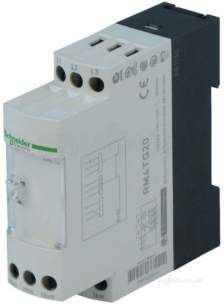 Bakery Commercial Catering Spares -  Voltage Monitor Relay Phase Cycles Tlqrm