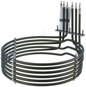 Bakery Commercial Catering Spares -  Mondial 327e9051 Heating Element 9kw