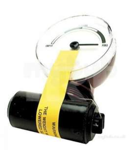 Pp Controls Oil Tank Accessories -  Oilheat Oil Contents Gauge 0-4ft
