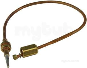 Thermocouples Boiler Spares -  Thermocouple Johnson And Starley Type