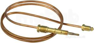 Thermocouples Boiler Spares -  Thermocouple Glowworm Fuelsaver Type