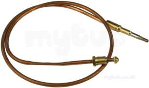 Thermocouples Boiler Spares -  Thermocouple Vaillant Mag Type 750041 Pc