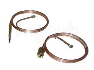 Thermocouples Boiler Spares -  Thermocouple Universal 1800mm 72 Inch