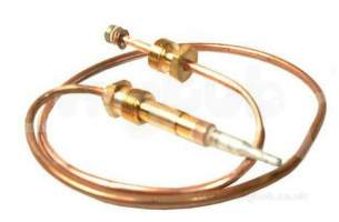 Thermocouples Boiler Spares -  Thermocouple Cannon Caress Type T99-450/m10