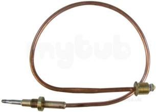 Thermocouples Boiler Spares -  Thermocouple Valor Highlight 492 Type
