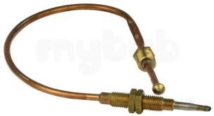 Thermocouples Boiler Spares -  Thermocouple Valor Clipper Type 707023pc