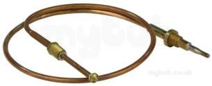 Thermocouples Boiler Spares -  Thermocouple Valor Victorian Type