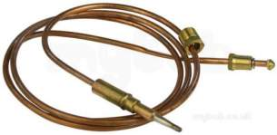 Thermocouples Boiler Spares -  Thermocouple Honeywell Q309a 1200mm Type