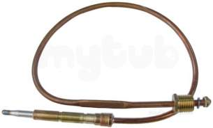 Thermocouples Boiler Spares -  Wolseley Thermocouple Aga-rayburn Type