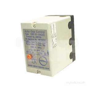Imi Pactrol Burner Spares -  Pactrol 406700 Css 01 24 Control Box
