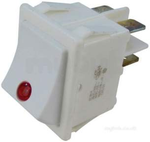Ravenheat Boiler Spares -  Ravenheat 5027025 Main Switch