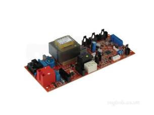 Ravenheat Boiler Spares -  Ravenheat 0012cir06012/0 Ign Pcb