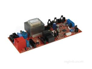 Ravenheat Boiler Spares -  Ravenheat 0012cir05010/2 Ign Pcb