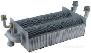 Ravenheat Boiler Spares -  Ravenheat 0002sca05010/0 Heat Exchanger
