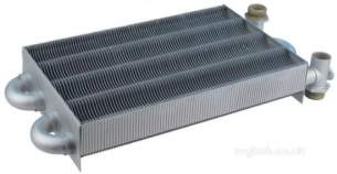 Ravenheat Boiler Spares -  Ravenheat 0002sca06010/0 Heat Exchanger