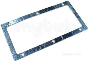 Robinson Willey Boiler Spares -  Robinson Willey Sp999053 Gasket Kit Coverplates