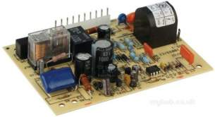 Robinson Willey Boiler Spares -  Robinson Willey Sp991470 Pcb