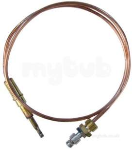 Caradon Ideal Domestic Boiler Spares -  Ideal 842 Thermocouple And Lead 000842