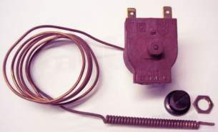 Caradon Ideal Domestic Boiler Spares -  Ideal 075435 Overheat Thermostat