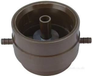 Caradon Ideal Domestic Boiler Spares -  Ideal 075676 Venturi Device With O Ring