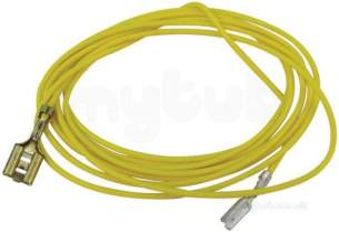 Caradon Ideal Commercial Boiler Spares -  Ideal 154966 Detection Lead Assembly