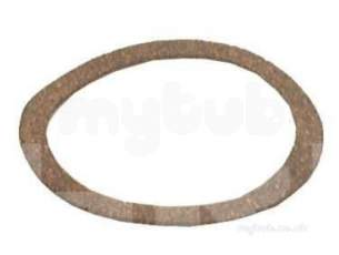 Caradon Ideal Commercial Boiler Spares -  Ideal Boilers Ideal 012589 Round Cork Gasket