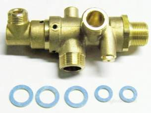 Caradon Ideal Domestic Boiler Spares -  Caradon Ideal 172422 Diverter Valve