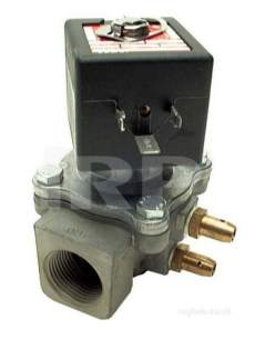 Caradon Ideal Commercial Boiler Spares -  Ideal 013842 3-4inch Gas Solenoid Valve
