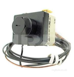 Caradon Ideal Commercial Boiler Spares -  Ideal 065869 Limit Stat C-w Hand Reset
