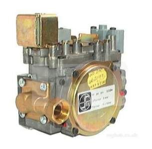 Caradon Ideal Domestic Boiler Spares -  Ideal 075152 Gas Valve Novamix 828
