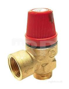 Caradon Ideal Domestic Boiler Spares -  Ideal 075178 Pressure Relief Valve