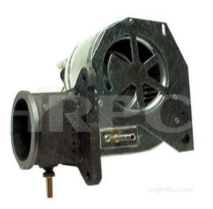 Caradon Ideal Commercial Boiler Spares -  Ideal 170950 Fan Assy Wffb0221-018