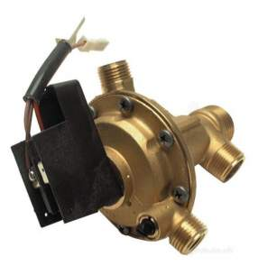 Caradon Ideal Domestic Boiler Spares -  Ideal Boilers Ideal 078331 Diverter Valve Dhw
