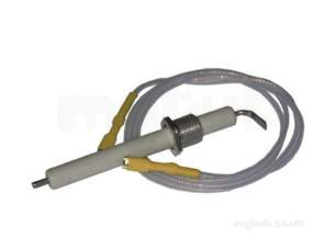 Caradon Ideal Domestic Boiler Spares -  Ideal 078561 Electrode And Lead 600mm